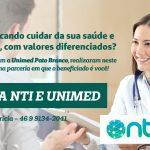 Parceria UNIMED - NTI